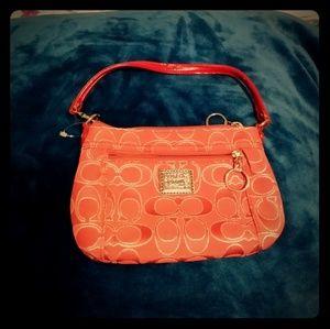 Adorable Coach Poppy purse